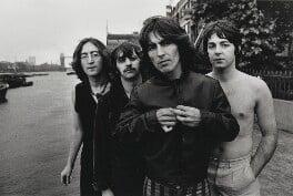 The Beatles (John Lennon, Ringo Starr, George Harrison, Paul McCartney), by Sir Donald ('Don') McCullin, 1968 - NPG P1382 - © Don McCullin