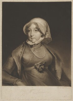 Beatrix Parker (née Lister), by William Say, after  William Owen - NPG D39538