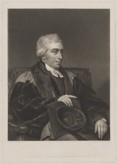 William Tournay, by Charles Turner, published by  Colnaghi, Son & Co, after  Thomas Kirkby - NPG D39656