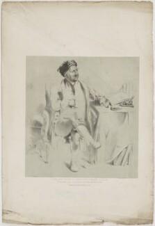Samuel Parr, printed by Charles Joseph Hullmandel, published by  John Merridew, after  Alexander Chisholm - NPG D39547