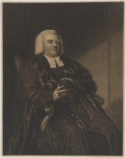Samuel Parr, by Thomas Hodgetts, after  George Dawe - NPG D39548