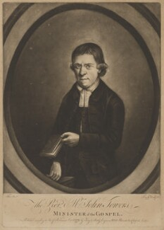 John Towers, by and published by Garnet Terry, by and published by  Richard Batley, probably after  Edward Fisher - NPG D39658