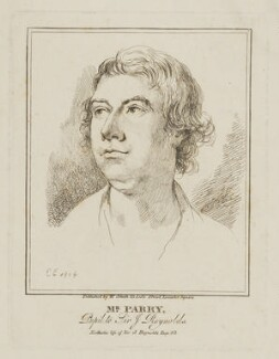 William Parry, by Edward Edwards, published by  William Smith - NPG D39552