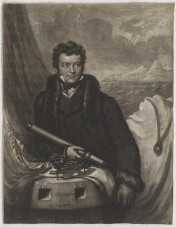 Sir William Edward Parry, after Samuel Drummond - NPG D39553