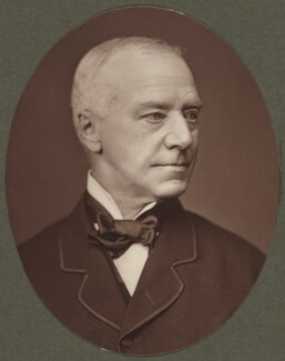 Henry Hawkins, Baron Brampton, by Lock & Whitfield - NPG Ax8708