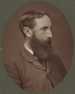 George Dunlop Leslie, by Lock & Whitfield - NPG Ax8719