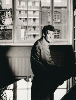 Jeremy Paxman, by John Swannell - NPG x134396