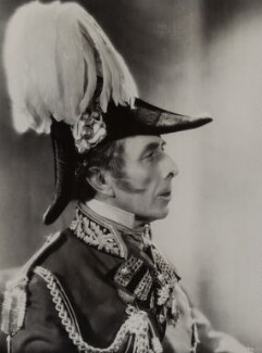 George Arliss as the Duke of Wellington in 'The Iron Duke', by Unknown photographer, 1934 - NPG x134432 - © National Portrait Gallery, London