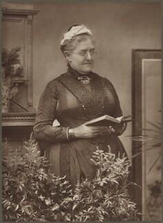 Eliza Linton, by Herbert Rose Barraud - NPG Ax8713