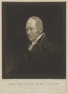 Charles Lennox, 4th Duke of Richmond and Lennox, by and published by Henry Meyer, after  John Jackson - NPG D39749