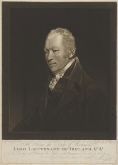 Charles Lennox, 4th Duke of Richmond and Lennox, by and published by Henry Meyer, after  John Jackson - NPG D39750