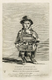 Henry Dimsdale, by and published by John Thomas Smith - NPG D40077