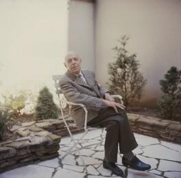 Jean Philippe Arthur Dubuffet, by Ida Kar - NPG x134454