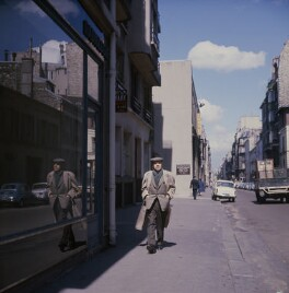 Jean Philippe Arthur Dubuffet, by Ida Kar - NPG x134456