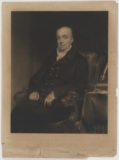 John Pearse, by William Ward, after  Henry William Pickersgill - NPG D39579