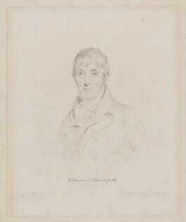 Charles Rivington, by Frederick Christian Lewis Sr, after  Joseph Slater - NPG D39777