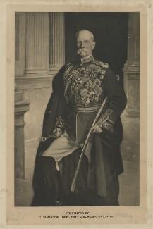 Frederick Sleigh Roberts, 1st Earl Roberts, by Sir Emery Walker, after  John Singer Sargent - NPG D39783