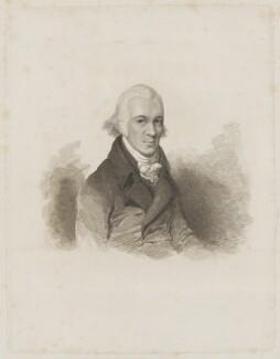Edward Pearson, by William Camden Edwards, after  William Mineard Bennett - NPG D39580