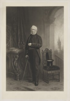 Joseph Pease, by Thomas Lewis Atkinson, published by  Henry Graves & Co - NPG D39582