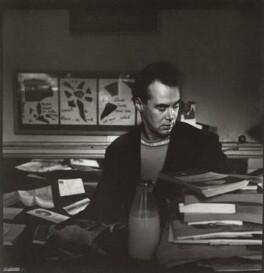 Victor Musgrave, by Ida Kar, mid 1950s - NPG x134488 - © National Portrait Gallery, London
