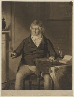 George Robinson, by Henry Meyer, after  John Partridge - NPG D39796
