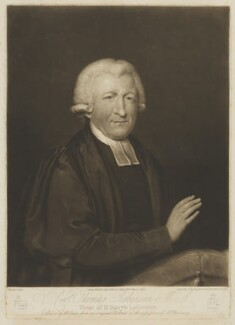 Thomas Robinson, by William Say, published by and after  Joseph Slater - NPG D39806
