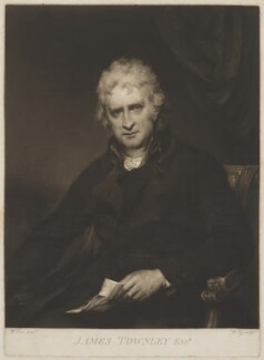 James Townley, by William Say, after  William Owen - NPG D40063