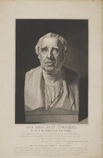 John Townsend, by Richard H. Dyer, published by  Martin Colnaghi, after  William Behnes - NPG D40066