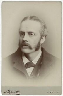 Arthur James Balfour, 1st Earl of Balfour, by Lafayette (Lafayette Ltd), circa 1888 - NPG x134495 - © National Portrait Gallery, London