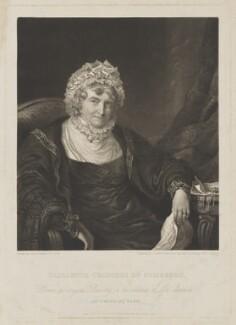 Elizabeth Herbert (née Spencer), Countess of Pembroke, by Charles Turner, after  Sir George Hayter - NPG D40134