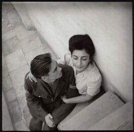 Victor Musgrave; Ida Kar, by Ida Kar, 1944 - NPG x134501 - © National Portrait Gallery, London
