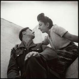 Victor Musgrave; Ida Kar, by Ida Kar - NPG x134502
