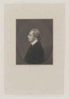 Thomas Penrose, by William Bromley, after  George Clint, after  Nicholas Farrer - NPG D40150