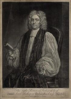 Samuel Peploe, by John Faber Jr, after  Hamlet Winstanley - NPG D40152