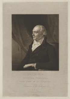 Spencer Perceval, by and published by Charles Turner, after  George Francis Joseph - NPG D40155