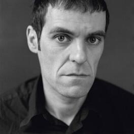 Dexter Dalwood, by Pete Moss - NPG x134511