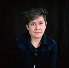 Lea Anderson, by Pete Moss - NPG x134514