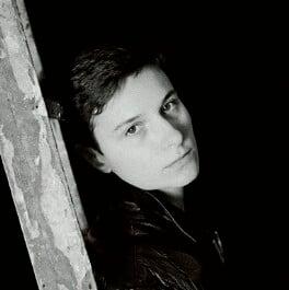 Katrin Cartlidge, by Pete Moss - NPG x134516