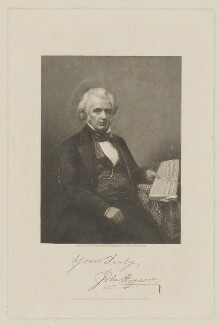 John Rogerson, by J.B. Hunt, published by  Rogerson & Tuxford, after  E.C. Booth - NPG D39839