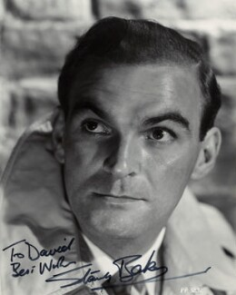 Sir Stanley Baker, by Unknown photographer - NPG x370