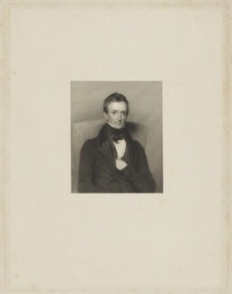 Peter Mark Roget, by Unknown artist, early 19th century - NPG D39840 - © National Portrait Gallery, London
