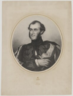 Mr Rokeby, by V. Roberts, printed by  M & N Hanhart - NPG D39846