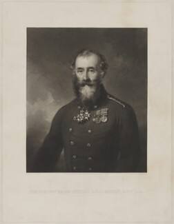 Henry Robinson-Montagu, 6th Baron Rokeby, by George Zobel, published by  Henry Graves & Co, after  Sir Francis Grant - NPG D39847