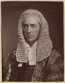 Alfred Henry Thesiger, by Lock & Whitfield - NPG x134520