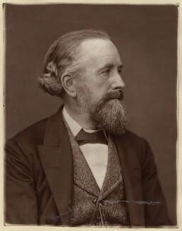 Sir Edward Frankland, by Lock & Whitfield - NPG x134525