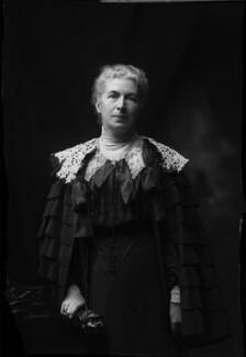 Mary Augusta Ward (née Arnold), by H. Walter Barnett - NPG x81613