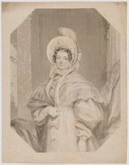 Lady Louisa Barbara Rolle, after Christina Robertson (née Saunders) - NPG D39851