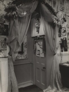Cecil Beaton's Scrapbook launch party, by A.F. Pape - NPG x134482