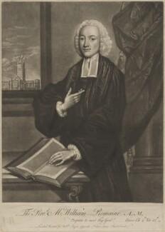 William Romaine, printed for Robert Sayer - NPG D39853