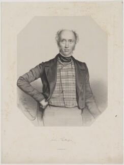 John Phillips, by Thomas Herbert Maguire, printed by  M & N Hanhart - NPG D40195